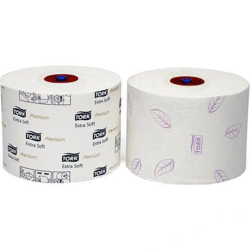 Hartie igienica Tork Premium Extra Soft, 3 straturi, 127510