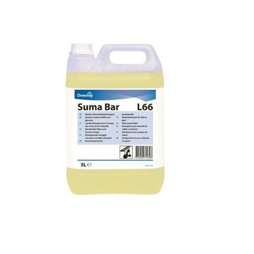 Suma Bar L66 - Detergent lichid pentru pahare 5L