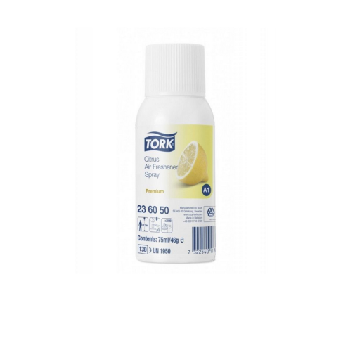 Odorizant camera citrus Tork 75ml