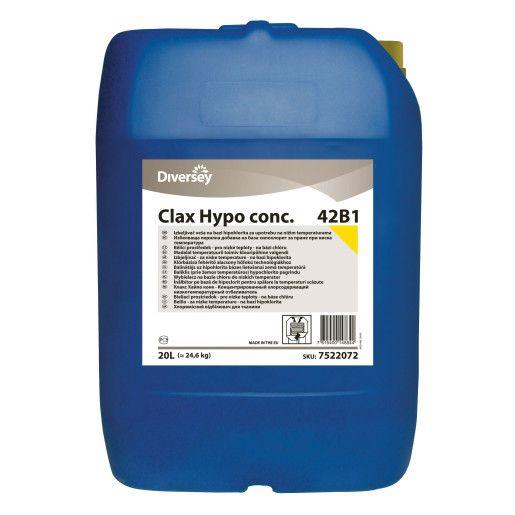 Clax Hypo Conc - Inalbitor lichid 20L