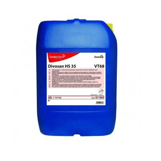 Divosan HS 35 - Dezinfectant pentru tehnologie aseptica prin pulverizare 20L