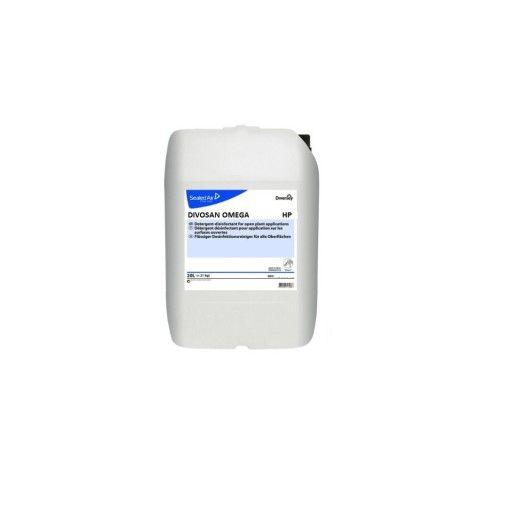 Divosan Omega HP - Detergent dezinfectant non-clorurat monofazat pentru CIP in industria alimentara 20L