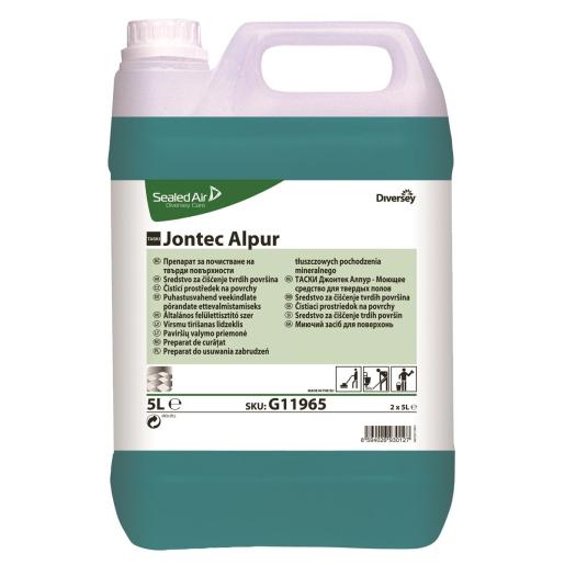 TASKI Jontec Alpur - Detergent pentru suprafete dure 5L