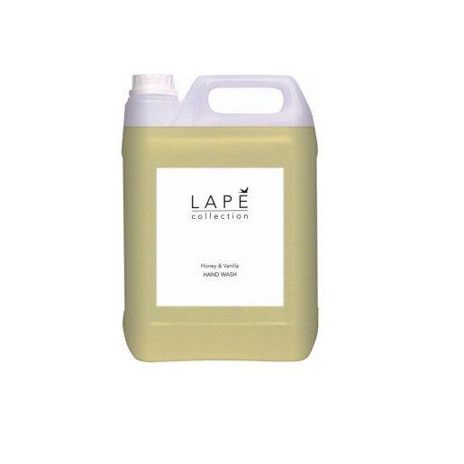 Lape Sapun pentru maini cu miere si vanilie 5L