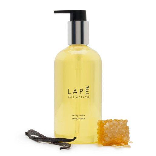 Lape Sapun pentru maini cu miere si vanilie 300ml