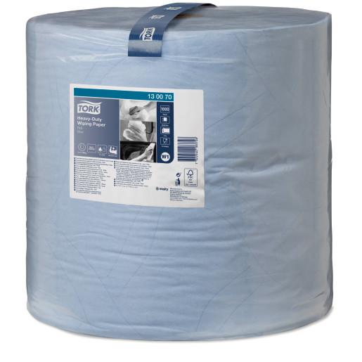 Rola hartie prosop industriala Tork,albastra, 2 straturi, 340m