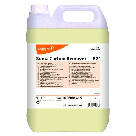 Detergent profesional lichid pentru imersie/pre- înmuiere Suma Carbon Remover K21