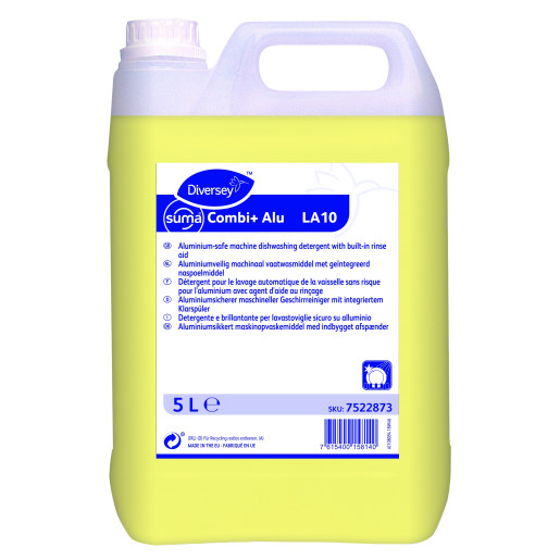 Suma Combi - Detergent lichid pentru masina de spalat vase cu aditiv de clatire incorporat 5L