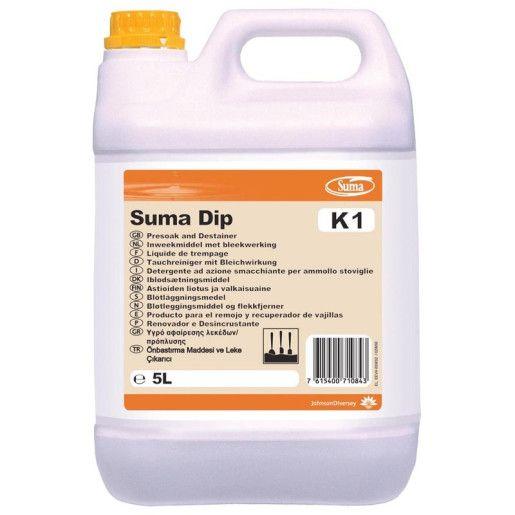 Detartrant clorinat lichid profesional Suma Dip K1
