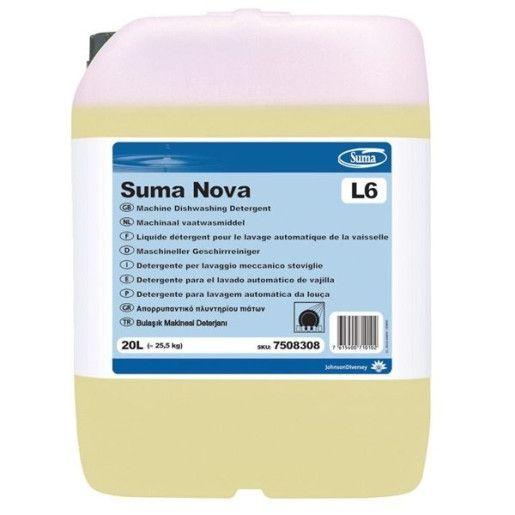 Detergent profesional concentrat pentru vase Suma Nova L6  20L