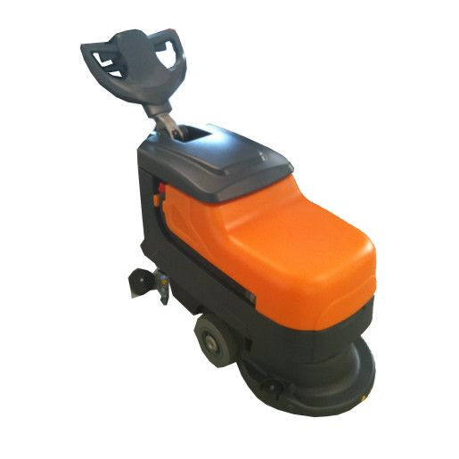 Mașină profesionala automată compactă, pentru spălarea și uscarea pardoselilor, cu alimentare la rețea TASKI Swingo 455 E