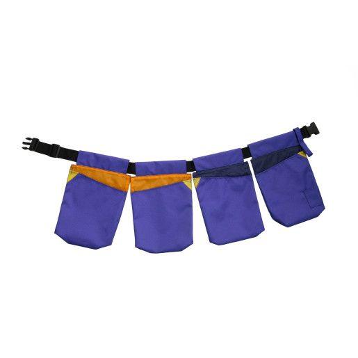 TASKI Belt Pack - Curea cu 4 buzunare pentru ustensile