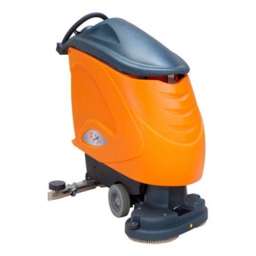 Mașină automată profesionala pentru spălat și uscat pardoseli, cu alimentare la rețea TASKI swingo 1255 B Power BMS EURO