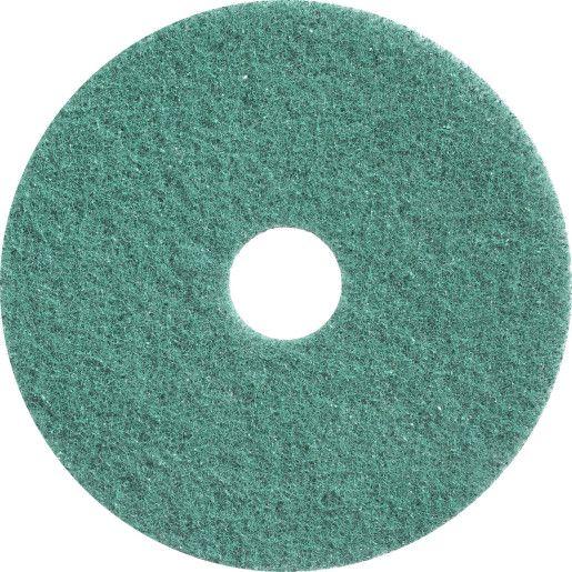 "TASKI Twister Pad 10"" Verde - Pad diamant"