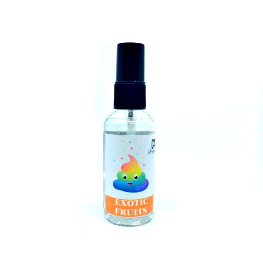 Ulei parfumat pentru toaleta Happy Shit - Exotic Fruits, 50ml