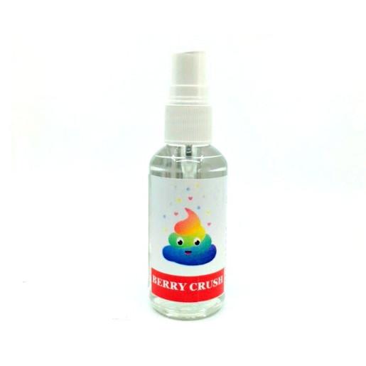 Ulei parfumat pentru toaleta Happy Shit - Berry Crush, 50ml
