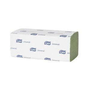 Prosoape de hartie Tork Universal, verde, 290135