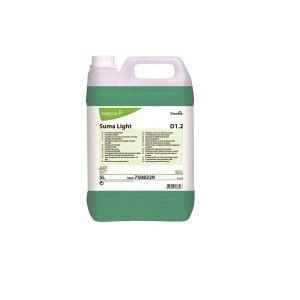 Suma Light D1.2 - Detergent lichid pentru spalarea manuala a vaselor 5L