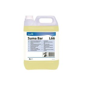 Detergent lichid pentru pahare - Suma Bar L66  5L