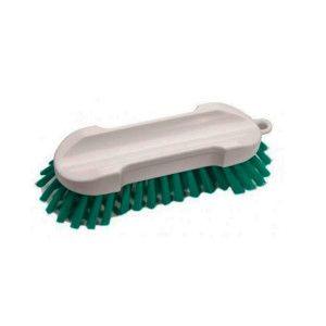 DI Hand Scrub Brush Hard- Perie dura pentru curatare manuala verde