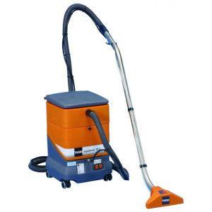 Aspirator profesional compact, pentru curățare prin injecție-extracție TASKI Aquamat 10