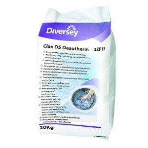 Clax DS Desotherm - Detergent enzimatic concentrat, pentru dezinfectie chimio-termica a rufelor la peste 60 ° C
