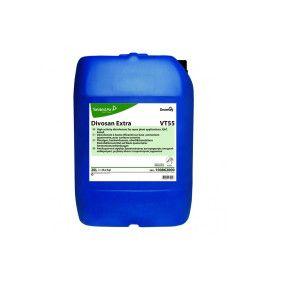 DI Divosan Extra VT55 - Dezinfectant lichid concentrat pentru suprafete, pe baza  de saruri cuaternare de amoniu 20L