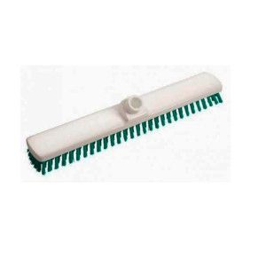 DI Scrubber Hard Green 400 - Perie de podea, dura verde 40cm