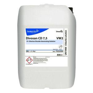 DI Divosan CD 7,5 - Sistem de generare a dioxidului de clor 20L
