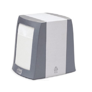 Dispenser metalic Tork servetele masa