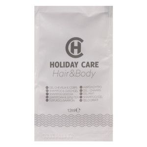 Gel de dus & Sampon Holiday Care 12ml