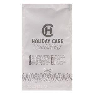 Gel de dus & Sampon Holiday Care 12ml