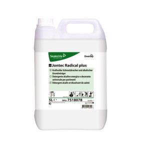 Taski Jontec Radical Plus - Detergent alcalin pentru pardoselile rezistente la substante alcaline 5L