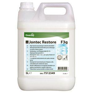 Taski Jontec Restore - Detergent de intretinere a pardoselilor cu monodiscul la viteze multiple 5L