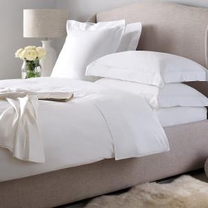 Lenjerie de pat din policoton satinat, dubla