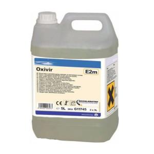 Detergent si dezinfectant pe baza de oxigen activ DI Oxivir 5L
