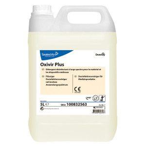 Detergent si dezinfectant concentrat pe baza de oxigen activ DI Oxivir Plus   5L