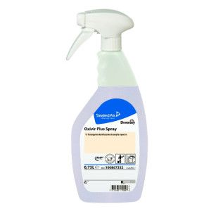 Detergent şi dezinfectant DI Oxivir Plus Spray  0.75L
