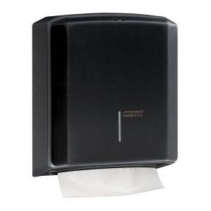 Dispenser prosoape hartie pliate negru