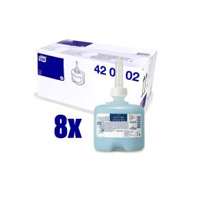 Sapun lichid pentru par si corp Tork, 475 ml