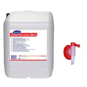 Soft Care Des E Spray - Dezinfectant pentru maini 20L cu robinet