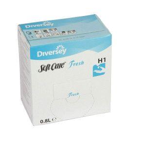 Soft Care Fresh - Sapun lichid pentru igiena mainilor 0.8L