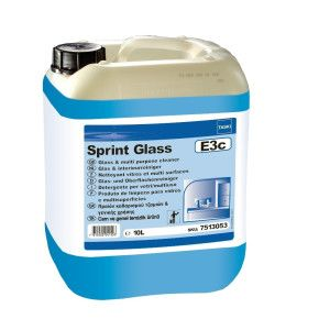 Detergent profesional geam si suprafete multiple TASKI Sprint Glass 10L
