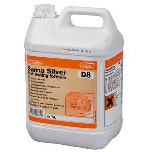 Suma Silver D8 - Detergent special pentru tacamuri si vase de argint