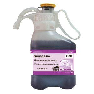 Detergent dezinfectant concentrat Suma Bac D10  1.4L