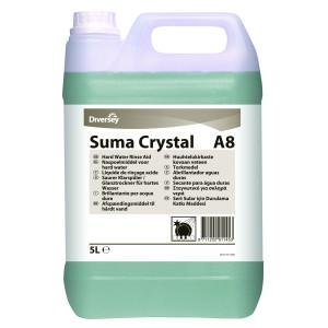 Detergent pentru clatire Diversey Suma Crystal A8