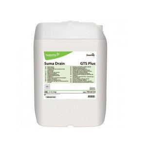 Suma Drain GTS Plus - Preparat pentru intretinerea sistemelor de canalizare