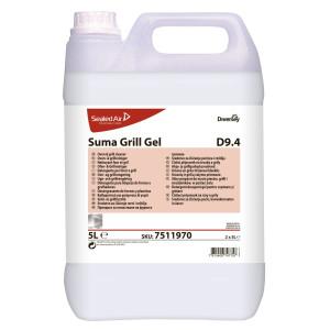 Detergent gel plite gratare Suma Grill Gel D9.4