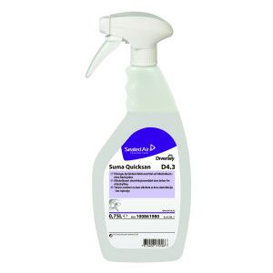 Suma Quicksan - Dezinfectant pe bază de alcooli, fără clătire
