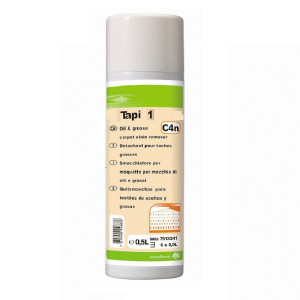 TASKI Tapi 1 - Detasant profesional pentru pete grase de pe mochete si tapiterii 0.5L